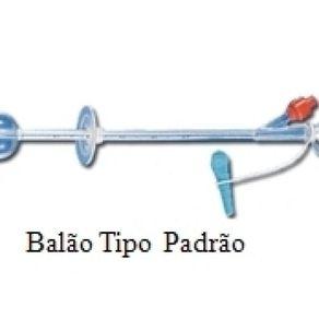 Sonda Gastrostomia (Mickey) - Create Medic BALÃO TIPO PADRÃO / Tamanho: 12 FR