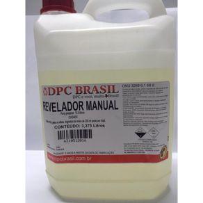 Revelador Manual de Raio X para 13 litros  - DPC Brasil