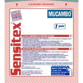 Luva Cirúrgica Estéril Sensitex - Mucambo 6,5
