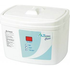Lavadoras Ultrassonicas - Alt Equipamentos ALTSONIC CLEAN 3 P/PA