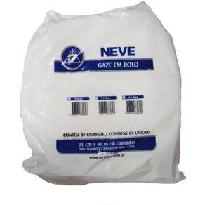 Compressa de Gaze Hidrófila Circular (Tipo Queijo-13 Fios) - Neve