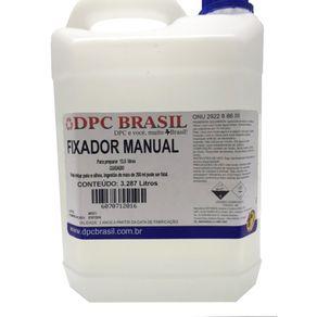Fixador Manual de Raio X para 13 Litros - DPC Brasil