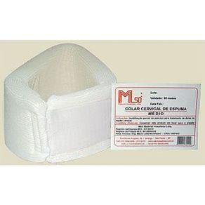 Colar Cervical de Espuma - MSO PEQUENO