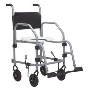Cadeira de Rodas para banho - Jaguaribe POP ALUMINIO