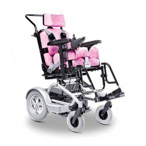 Cadeira de Rodas Motorizada Modelo T2 - Ortobrás COM BATERIAS  DE 26AH
