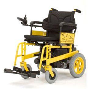 Cadeira de Rodas Motorizada Modelo Jaguar Adulto - Jaguaribe