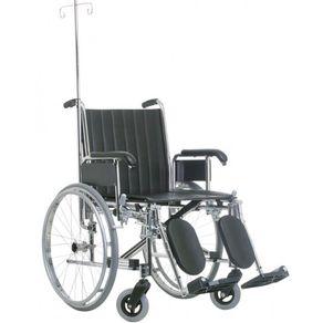 Cadeira de Rodas Jaguaribe Hospitalar - Jaguaribe