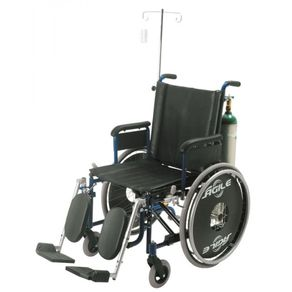Cadeira de Rodas Ágile Hospitalar  - Jaguaribe