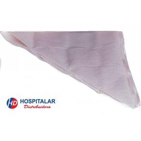 Bandagem Triangular em Algodão cru - Vida Resgate P / 1,40x1,40x1,00