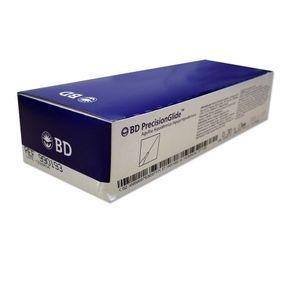 Agulha descartável com 100 unidades - BD 13 X 4,5