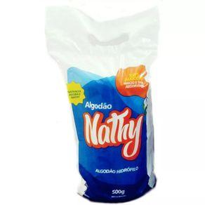 Algodão Hidrófilo 500gr - Nathy