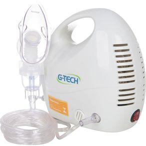 Inalador e Nebulizador G-Tech Nebcom IV