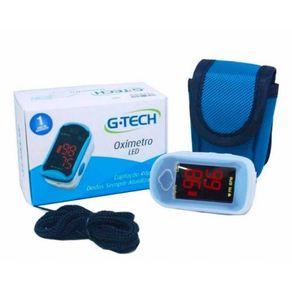 Oxímetro de dedo - G-Tech