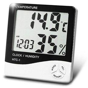 Termohigrômetro Digital (Máxima e Mínima) - HTC-1