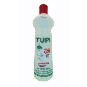 Álcool Gel 70% Antisséptico 500GR - Tupi